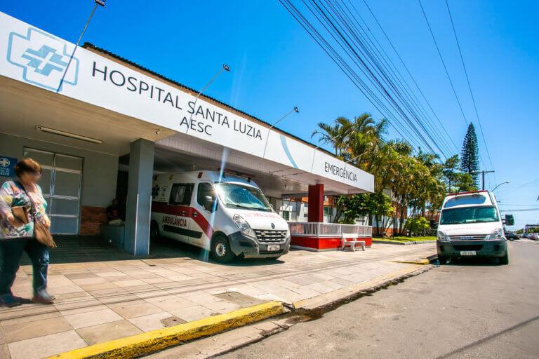 Hospital Santa Luzia é beneficiado com recursos de portaria estadual