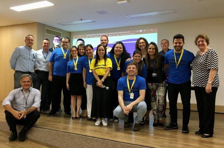 Hackathon apresenta equipe com a ideia vencedora