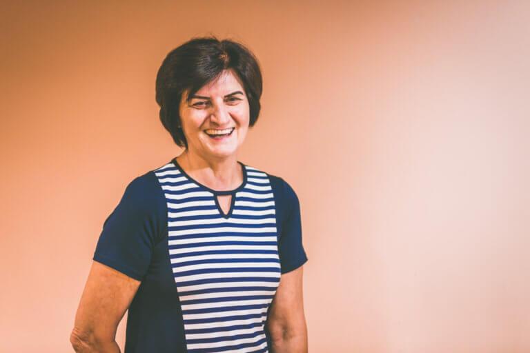 Ir. Celsa Zucco: múltiplas experiências em um grande coração