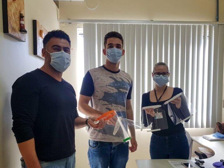 Hospitais da AESC recebem apoio e doações durante a pandemia
