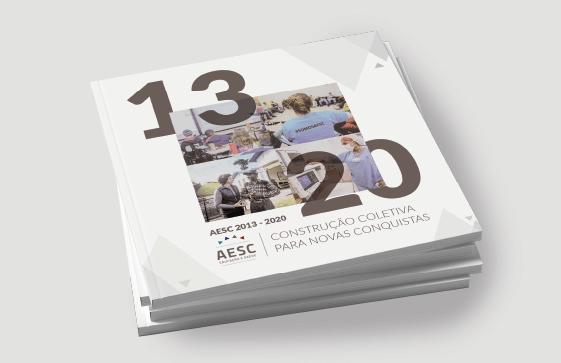 Relatório AESC 2013-2020 apresenta conquistas e avanços