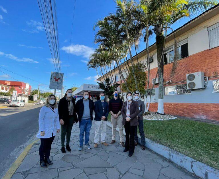 Emendas impositivas destinarão R$ 275 mil  para Centro Cirúrgico do Hospital Santa Luzia