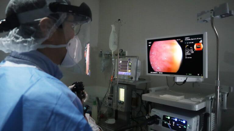 Hospital Santa Luzia volta a oferecer exames endoscópicos