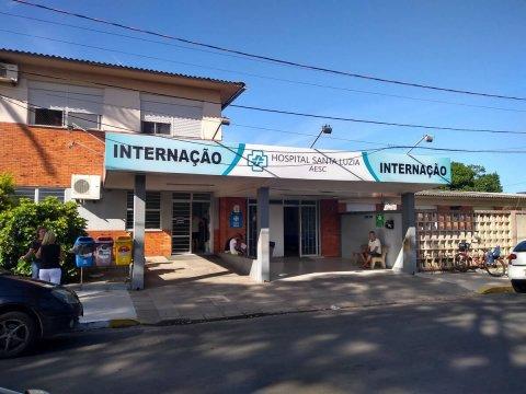 FOTO 11 - Hospital Santa Luzia