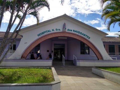 FOTO 12 - Hospital Nossa Senhora dos Navegantes
